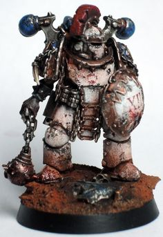 World Eater by kizzdougs Warhammer Models, Warhammer 40000, Lucky Number 13, Space Dragon, Chaos Legion, Minis, Deathwatch, Hobbies For Men, Warhammer 40k Miniatures