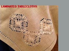 Laminated Tablecloths