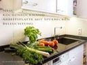 Küche renovieren und modernisieren - neue Arbeitsplatten, neue Fronten und neue Nischenverkleidung - nach der Modernisierung ist das wieder eine Küche wie neu