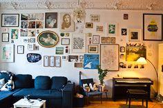Frank Höhne's flat via di-doo-da.blogspot.com