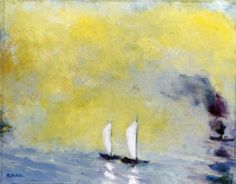 Luminous Sea - Emil Nolde - The Athenaeum