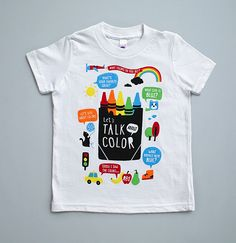 Talk Read Sing. These Cute Baby Clothes Are Designed To Get Parents Talking And Help Little Brains Develop.