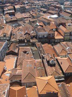 Telhados do Porto www.webook.pt #webookporto #porto