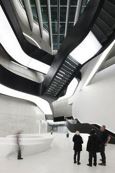 Zaha Hadid Architects - MAXXI Museum of XXI Century Arts