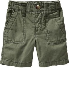 Cargo Shorts for Baby Product Image