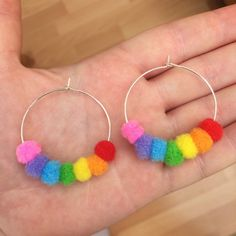 Ear Jewelry, Cute Jewelry, Jewelry Crafts, Jewelery, Jewelry Accessories, Handmade Jewelry, Jewelry Making, Funky Jewelry, Funky Earrings