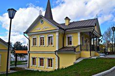 Демидовская Дача на Матильденом подворьев городе Нижний Тагил.