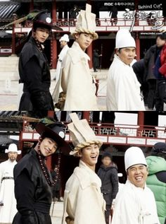 The Moon That Embraces The Sun. cute! I think this is going to have to be my next drama.