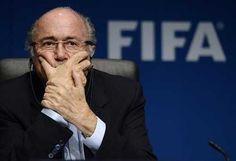 Blatter definitivamente en fuera de juego