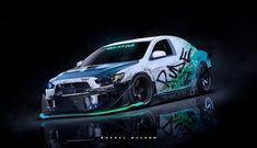 Rude As Funk by The--Kyza on DeviantArt Tuner Cars, Jdm Cars, Sport Cars, Race Cars, New Audi Car, Kei Car, Street Racing Cars, Drifting Cars, Car Drawings
