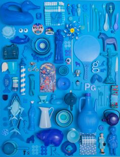 Colors by Aline Houdé-Diebolt, via Behance