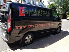 Make you brand visible on the go by effective graphics Van Signs, Company Signage, To Go, How To Make, Graphics, Vehicles, Creative, Design, Graphic Design
