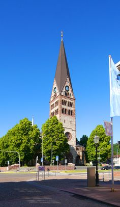 Herz-Jesu Kirche in Ettlingen