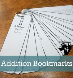 FREE Addition Bookma