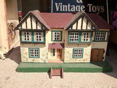Triang Dolls House 1950'S | eBay