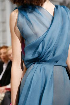 Schiaparelli Spring 2016 Couture Fashion Show Details   via TrendForTrend.com