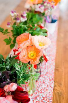 Spring floral inspir