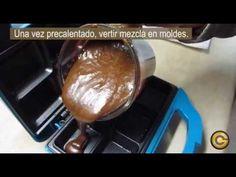 Haciendo brownies con el nuevo BROWNIE MAKER de IMACO
