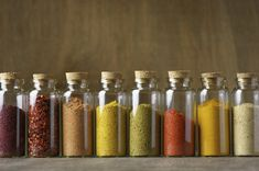 Glazen kruidenpotjes kopen – Keukentafel afmetingen