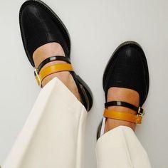 Trendy Pumps Damen Schuhe Stretch Retro Oldschool Keilabsatz 36 37 38 39 40 41