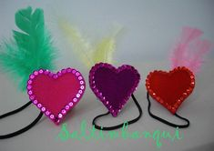 Ideas Fáciles, Ideas Para, Party Ideas, Prom, 15 Years, Head Bands, Crazy Hats, Diy Wedding Decorations, Senior Prom