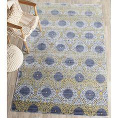 Safavieh Seamus Bereich Teppich, Lavendel/Gold, 121x 182cm