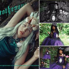 """It's finally here!!!💜 Margeaux's Gothesque Jr. Magazine modeling debut is now released and available here:  http://www.magcloud.com/browse/issue/1170258 She is in vol. 2 """"Lil Lady of Steampunk"""" I shot this on a whim in an overgrown backyard! Lol. Who knew it would go this far📸💜💃🏾 My Margi is a superstar in the making 🤗🙏🏾😘 (She hasn't seen this yet...bedtime...lol) Thanks to friends, family, and others for your kind words, encouragement, and support.  Thank you, Gothesque Jr.!!"""