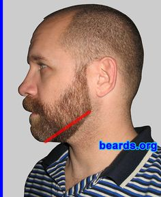 Designing a neckline for your full beard. More full beards are ruined by bad necklines than just about any other beard-growing error. Don't let your full beard be the victim of a bad neckline. Learn how to define a neckline… Continue Reading → Mens Facial, Facial Hair, Bart Design, Beard Neckline, Beard Line, Beard Shapes, Full Beard, Beard Grooming, Beard No Mustache