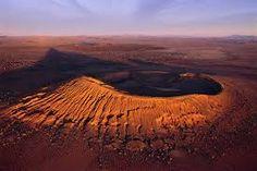 El Pinacate y el Gran Desierto de Altar, con su escudo volcánico y sus imponentes dunas, contienen el clima más extremoso del país.