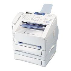 TOPSELLER! Brother? - IntelliFax 5750e Network-Ready Business-Class Laser Fax/Copier/Phone - Sold As 1 Each - 33.6 Kbps Super G3 mode... $972.99