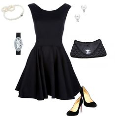 """Classic LBD"" by mb3262 on Polyvore"