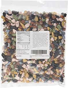 Chocolate Rocks Candy Nuggets 1LB Bag By The Cup http://www.amazon.com/dp/B0084Y9CLC/ref=cm_sw_r_pi_dp_rdCRwb14TYWM8