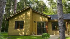 Center Parcs Woburn Forest - Lodges in the Forest, via YouTube.