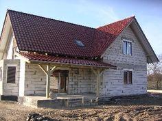 Projekt domu Wesoły  #budowa #projekt #dom