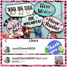 OH MYLANTA He is a famous person in Japan!! そして‼️今、飛ぶ鳥を落とす勢いで大ブレイク中の#りゅうちぇる @ryuzi33world929 から#ハート ❤️もらっちゃいました スーパー忙しい中、どうもありがとう‼️りゅうちぇる君 & 彼女の @pecotecooo #PECO ちゃんも#FullHouse #フルハウス が大好きなんだよね 嬉しい‼️✨#ちぇるちぇるランド#比嘉龍二#Barbie#Doll#FullerHouse#フラーハウス#JapaneseCelebrity#タレント#カップル#80s#90s#doll#popart#KiyokoSmileysArt#photoprops#フォトプロップス#HaveMarcy