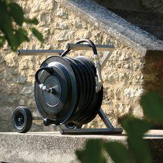 Schlauchwagen WAT-UP aus Edelstahl