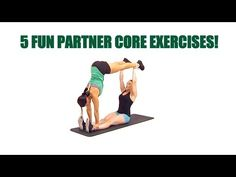iFit Partner Core Workout! - YouTube