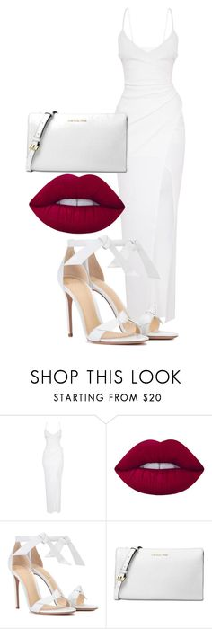 """""""Untitled #113"""" by sdr-kt on Polyvore featuring Lime Crime, Alexandre Birman and Michael Kors"""