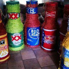 piñatas de cerveza tecate - Buscar con Google