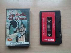 Juego Spectrum La Abadia del Crimen // Versión Española // Caja Original in Consolas y Videojuegos, Videojuegos | eBay