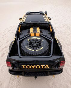 Toyota Australia and Tonka have teamed up to create a Hilux-based concept car. Toyota Hilux, Toyota Tacoma, Autos Toyota, Toyota 4x4, Toyota Trucks, Toyota Cars, Toyota Tundra, 4x4 Trucks, Custom Trucks