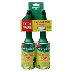 Evercare Twin Pack Lint Roller