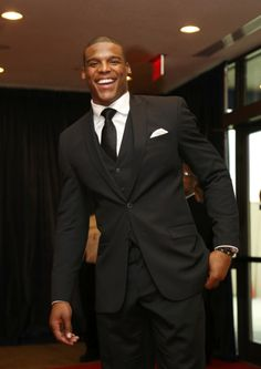 Cam Newton Attends White House Correspondents Dinner #Panthers