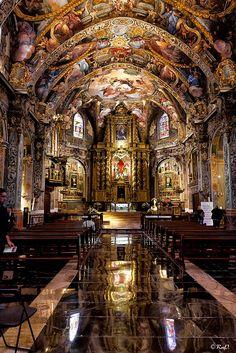 Βαλένθια Church of San Nicolás by Ramon de Gandia on 500px