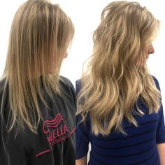 2 1/2 Rows of customized hand tied hair extensions. Beach waves, blonde hair, before and after, mermaid hair, bronde blonde, extensions, hair extensions Instagram: @hairmechanic.refinery208 Blonde Extensions, Colored Hair Extensions, Mermaid Hair, Beach Waves, Hair Inspiration, Blonde Hair, Hair Color, Long Hair Styles, Beauty