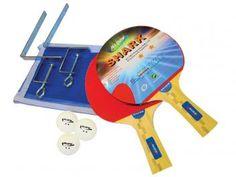 Kit para Tênis de Mesa 8 Peças - Klopf 35031