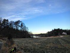 naturensdronning: Sandvika