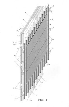 SISTEMA PARA FACHADA VENTILADA SIMPLE. Sliding Window Design, Sliding Windows, Container House Design, Detailed Drawings, Technical Drawing, Cafe Design, Civil Engineering, Architecture Details, Steel Frame
