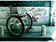 Pimped Out Wheelchair | Off-Roading Accessible Seating - A Tricked Out Wheelchair Concept by ...