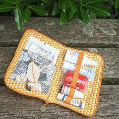 Kostenloses Schnittmuster + Näh-Anleitung Unterwegs-Erste-Hilfe-Tasche